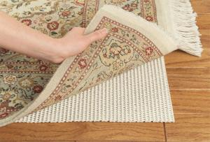 Under Carpet Wire Channel | Discover The Benefits Of An Oriental Rug Pad Carpet Pad