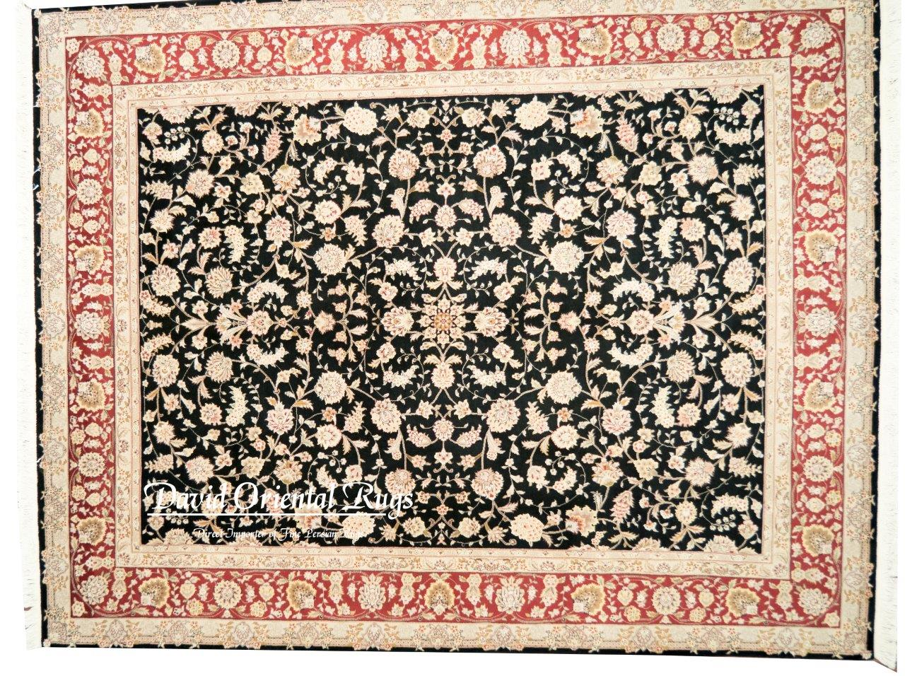 8×10 Tabriz China Rug 84C1-2747