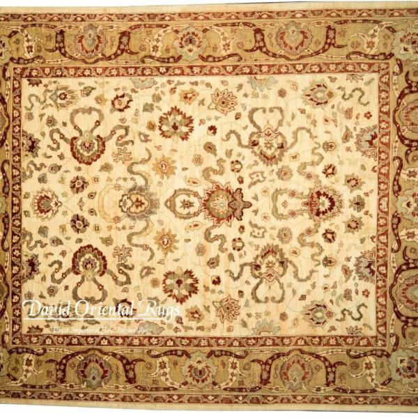 Oriental Rugs Houston: 8×10 Sultanabad Rug 84P2-14067