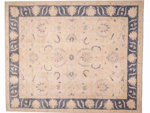 8×10 Oushak Rug 84P2-15465