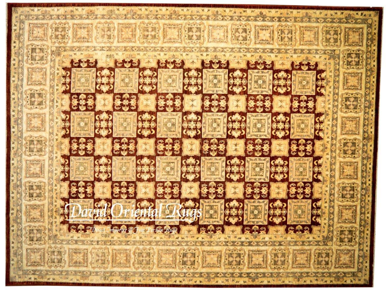 9×12 Khotan Rug 94P2-15090
