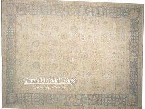9×12 Oushak Rug 94P2-15608