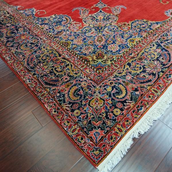 Oriental Rugs Houston: 14.2 X 18.5 Persian Bakhtiari L-3
