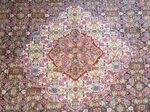 14.3 x 21.10 Persian Tabriz L4