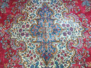 14.3 x 24 Persian Kerman L5-9D