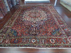 14.4 x 18.6 Persian Bakhtiari L9-6270